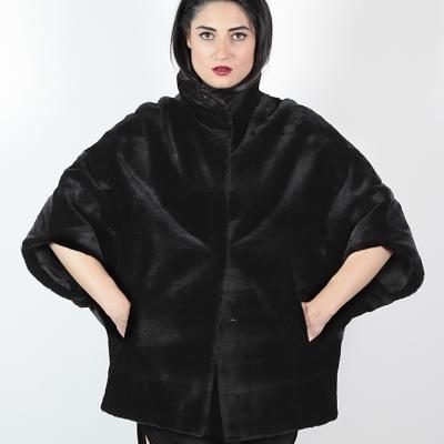 giacca weasel rasato